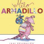 Milo Armadillo Free Knitting Pattern