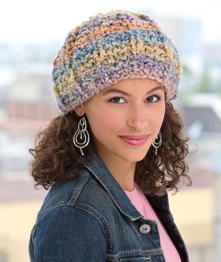 bulky hat knit pattern free