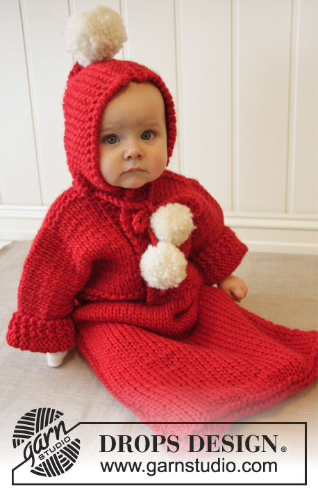 Free Kids And Babies Christmas Clothes Free Knitting Patterns