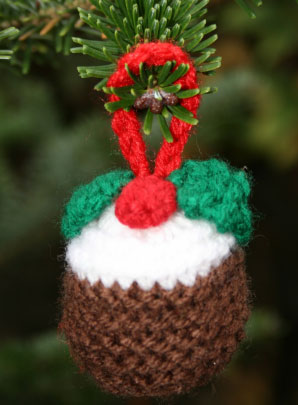 Free Knitting Pattern Christmas Pudding : Knitting Patterns Christmas Puddings 14 Free Patterns Youll Love