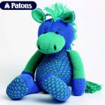 free toy horse knitting pattern