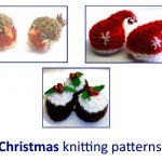 free Xmas patterns to knit