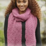 free lac scarf knitting pattern