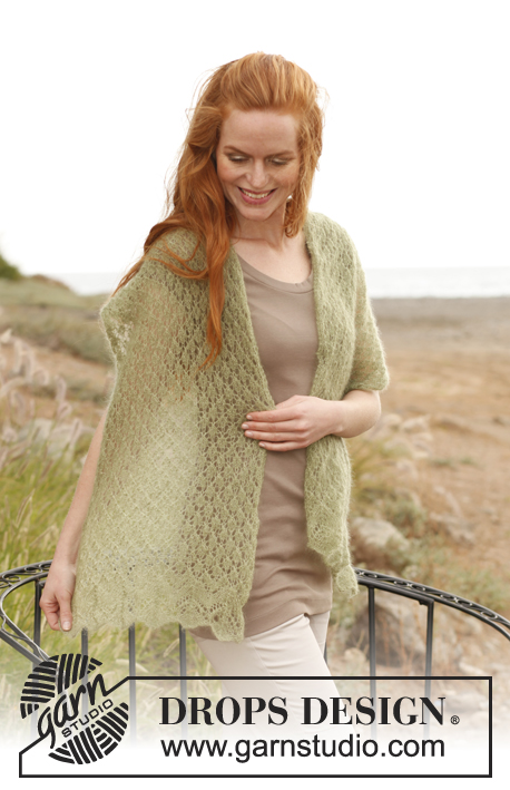 Breath Of Spring Free Lace Scarf Knitting Pattern Knitting Bee