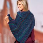Cecilia Shawl Free Knitting Pattern