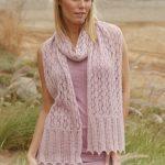 lace scarf free pattern