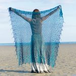 Lucidity Free Shawl Knitting Pattern