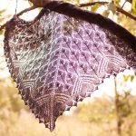 Morrigan Lace Shawl Free Knitting Pattern