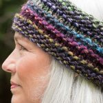 Quinoa Knitted Headband Free Pattern