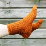 Vestigial Free Sock Knitting Patterns
