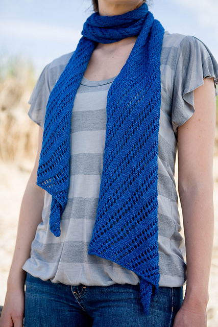 Scarves ⋆ Page 24 of 96 ⋆ Knitting Bee (384 free knitting ...