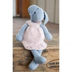 Free Knitting Pattern for a Bunny Rabbit