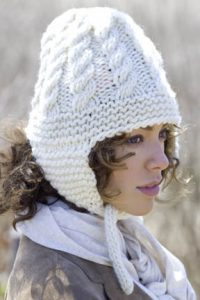 Montana Trapper Hat Free Knitting Pattern