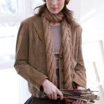Rio Hat & Scarf Set Free Knitting Pattern