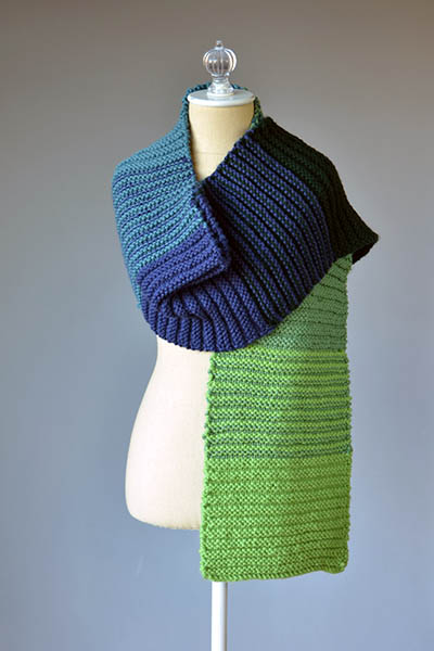 20 Easy Scarf Knitting Patterns For Free That You Ll Love Making
