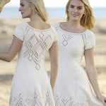 Summer Feeling Free Lace Knitting Pattern