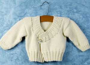 Baby Picchu Free Knitting Pattern for Baby Cardigan