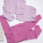 Baby Ull Underwear Set Free Knitting Pattern