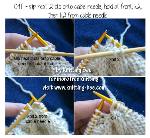 C4F by http://www.knitting-bee.com