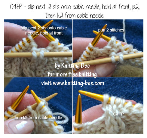 C4FP by http://www.knitting-bee.com