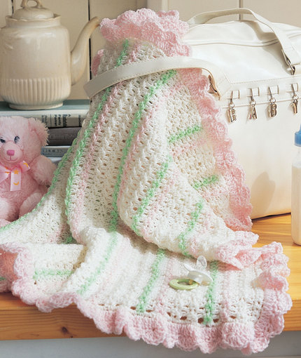 Free Baby Crochet Patterns for Beginners baby blanket