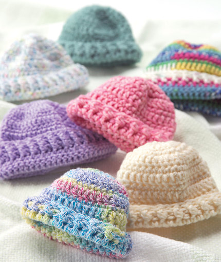 Free Baby Crochet Patterns for Beginners hat