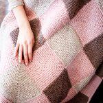 Modular Blocks Blanket Free Knitting Pattern