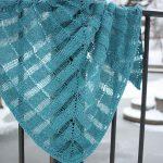Windlass Shawl Free Knitting Pattern