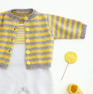 468299b4be9a 25 Amazing Free Baby Knitting Patterns for 0-3 Months ⋆ Knitting Bee