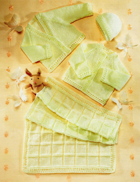 Free Free Baby Layette Knitting Patterns Patterns