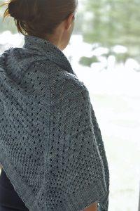 free lace shawl