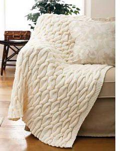 Bulky Yarn Baby Blanket Knitting Patterns