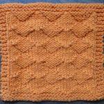 Diamond Lil One-Ounce Dishcloth Free Knitting Pattern