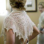 estonian lace like free shawl pattern