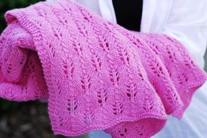 Knitting Stitches For Bulky Yarn : Bulky Yarn Baby Blanket Knitting Patterns ? Knitting Bee
