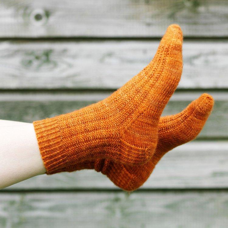 Knitting Socks Design 2017 : Free quick knit sock pattern that will make you love