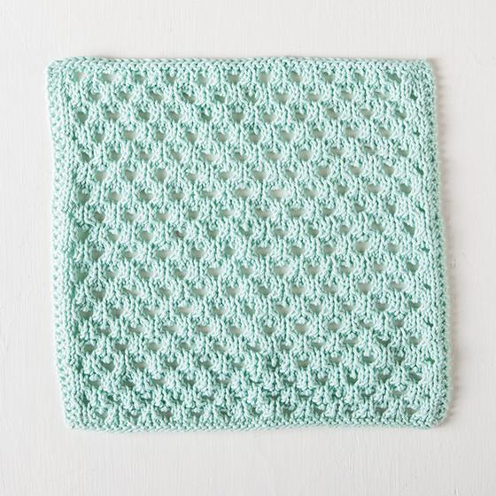 Free Free Eyelet Dishcloth Knitting Patterns Patterns Knitting