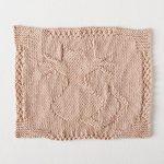 Kitten Kaboodle Dishcloth Free Knitting Pattern