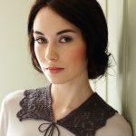 Lace Collar Free Knitting Pattern