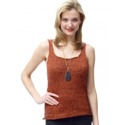 Patons Tank Top Knitting Pattern Free
