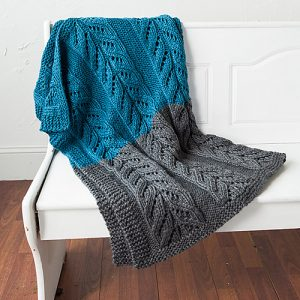 Bulky Yarn Baby Blanket Knitting Patterns