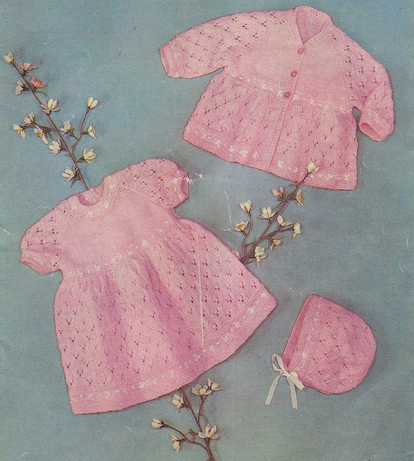 Baby Cardigan Knitting Patterns Free UK ⋆ Knitting Bee