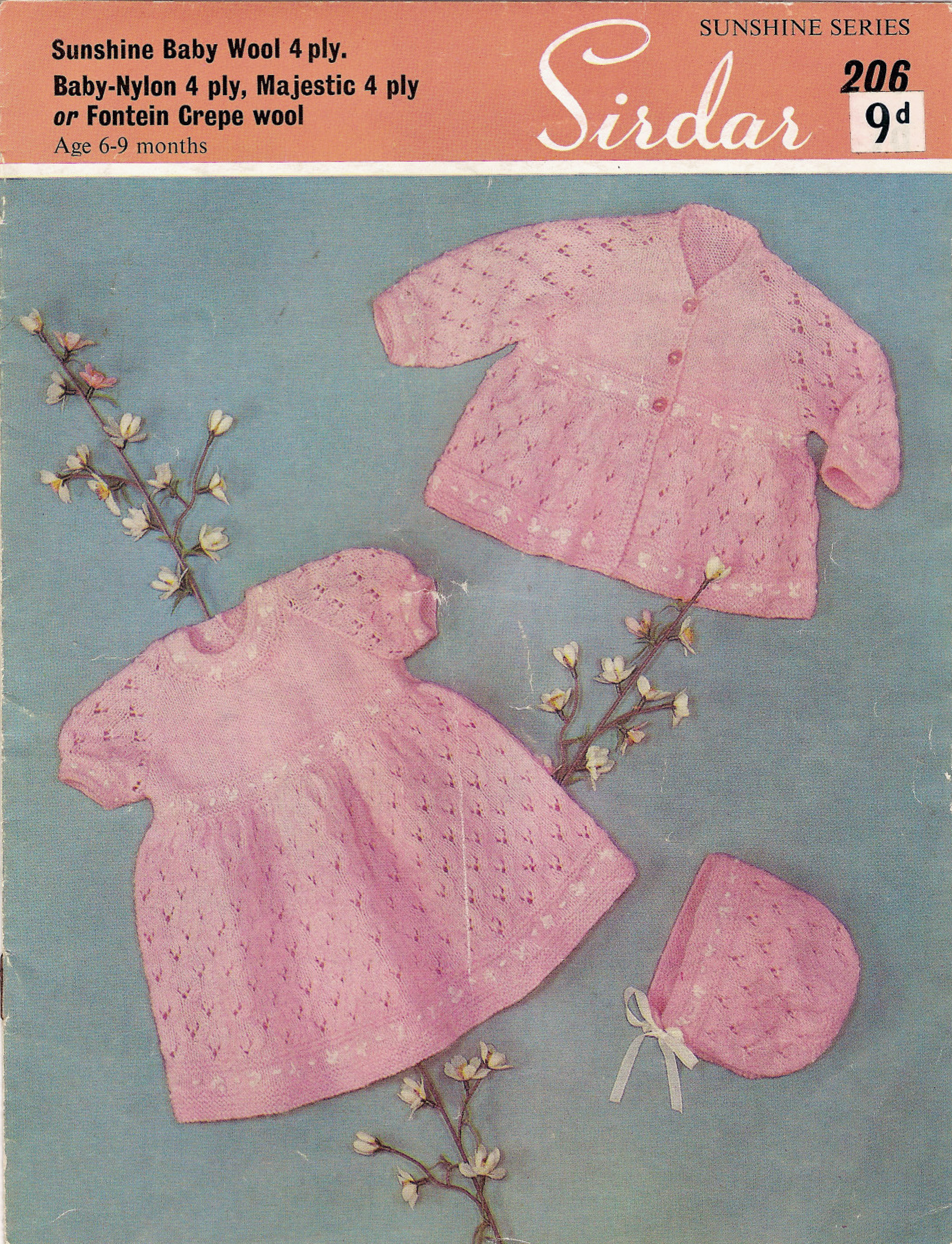 Exelent Baby Knitting Patterns 4 Ply Free Adornment - Sewing Pattern ...