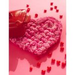 True Love Trivet Heat with Cables Free Knitting Pattern