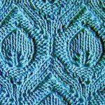 50 Free Lace Leaf Knitting Stitches