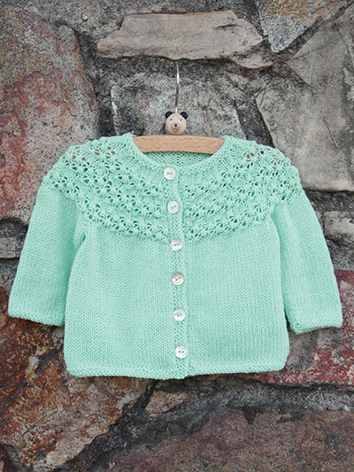 Free Dog Patterns To Knit : Cute Baby Knit Cardigans You Cant Resist ? Knitting Bee
