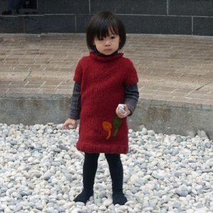 Baby/Toddler Sweater Dress Pattern