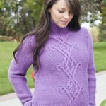 Celtic Cables for Her Free Knitting Pattern