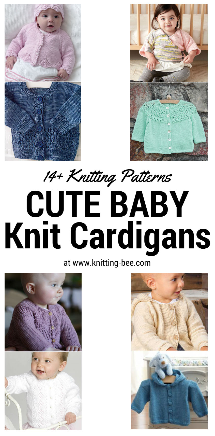 Thousands of Free Knitting Patterns ⋆ Knitting Bee