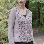 Ellie Cardigan Free Knitting Pattern